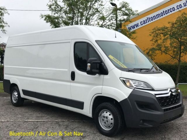 2015 15 CITROEN RELAY 35 L3H2 ENTERPRISE HDI LWB Panel Van A/CON