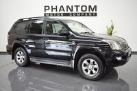 USED 2008 08 TOYOTA LAND CRUISER 3.0 INVINCIBLE D-4D 8STR 5d 202 BHP