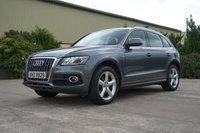USED 2009 AUDI Q5 2.0 TDI QUATTRO S LINE 5d AUTO 168 BHP AUTO, LEATHER, PANORAMIC ROOF, PRIVACY GLASS, IMPORTANT GEARBOX OIL AND FILTER REPLACED.