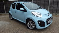 USED 2014 14 CITROEN C1 1.0 Edition 5dr £0 Tax, Air Con