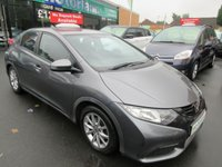 USED 2012 12 HONDA CIVIC 1.3 I-VTEC SE 5d 98 BHP JUST ARRIVED.. 5 DOOR HATCH