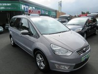 USED 2011 61 FORD GALAXY 2.0 ZETEC TDCI 5d AUTO 138 BHP JUST ARRIVED AUTO DIESEL 7 SEATER
