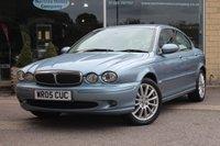 2005 JAGUAR X-TYPE 2.1 S V6 4d 157 BHP £3995.00