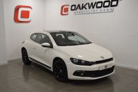 USED 2009 09 VOLKSWAGEN SCIROCCO 1.4 TSI DSG 3d AUTO 160 BHP *PAN ROOF* **BEST COLOUR**LOW MILES**