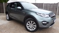 USED 2016 65 LAND ROVER DISCOVERY SPORT 2.0 TD4 HSE 180 HUGE Specification