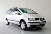 USED 2005 05 SEAT ALHAMBRA 1.9 SX TDI 129 BHP June 2018 MOT Superb Value 7 Seater