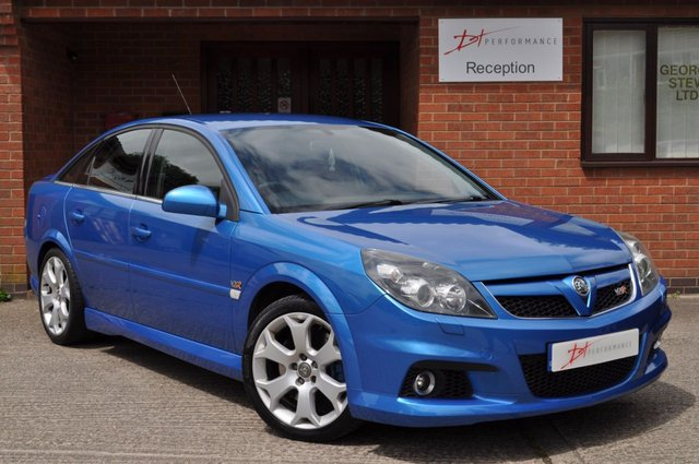 2006 56 VAUXHALL VECTRA 2.8 VXR V6 TURBO 5d 320 BHP THORNEY MOTORSPORT