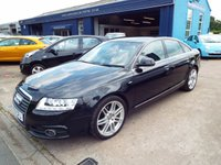 USED 2010 60 AUDI A6 2.0 TDI LE MANS 4d 168 BHP FULL SERVICE HISTORY