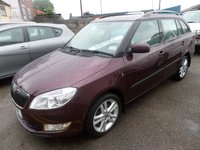 2011 SKODA FABIA 1.6 ELEGANCE TDI CR 5d 103 BHP NEW EGR CHEAP DIESEL ESTATE £4995.00