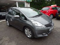 USED 2014 14 HONDA JAZZ 1.3 I-VTEC EX 5d AUTO 98 BHP Very Low Mileage, Recently Serviced, MOT until March 2018 (no advisories), One Previous Owner, Automatic