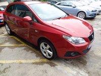 2010 SEAT IBIZA 1.6 SPORT DSG 3d AUTO 103 BHP £4395.00