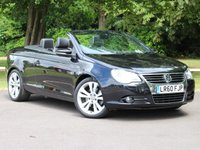 USED 2010 60 VOLKSWAGEN EOS 2.0 INDIVIDUAL TDI DSG 2dr AUTO £172 PCM With £899 Deposit