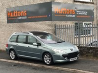 USED 2006 06 PEUGEOT 307 1.6 SW SE HDI 5d 108 BHP