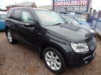 USED 2011 61 SUZUKI GRAND VITARA 1.9 SZ5 DDIS 5d 129 BHP LEATHER, SUNROOF, ALLOYS, F.S.H