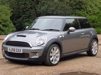 2008 MINI HATCH COOPER 1.6 COOPER S 3d 172 BHP £6000.00