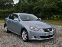 USED 2009 59 LEXUS IS 2.2 220D SE 4d 175 BHP