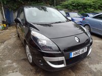 2010 RENAULT SCENIC 2.0 DYNAMIQUE TOMTOM DCI 5d 158 BHP £3995.00