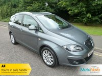 USED 2012 62 SEAT ALTEA XL 1.6 CR TDI SE DSG 5d 103 BHP FANTASTIC VALUE ALTEA XL AUTOMATIC WITH ONE PREVIOUS OWNER, CLIMATE CONTROL, CRUISE CONTROL, ALLOY WHEELS AND SERVICE HISTORY