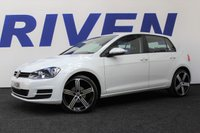 USED 2014 14 VOLKSWAGEN GOLF 1.6 S TDI BLUEMOTION TECHNOLOGY 5d 103 BHP HATCHBACK