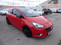 2015 VAUXHALL CORSA 1.4 LIMITED EDITION 3d 89 BHP £8695.00