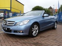 "USED 2010 60 MERCEDES-BENZ E CLASS 2.1 E220 CDI BLUEEFFICIENCY SE 2d 170 BHP BLACK HEATED LEATHER ~ BLUETOOTH ~ FULL SERVICE HISTORY ( 5 MERCEDES SERVICES ) ~ CRUISE CONTROL ~ 17"" ALLOYS ~ FRONT AND REAR PARK ASSIST"