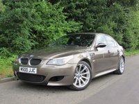 USED 2005 BMW M5 5.0 M5 4d 501 BHP