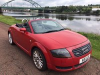 USED 2001 A AUDI TT 1.8 ROADSTER QUATTRO 2d 221 BHP **UNWANTED PART EXCHANGE** SOLD AS SEEN