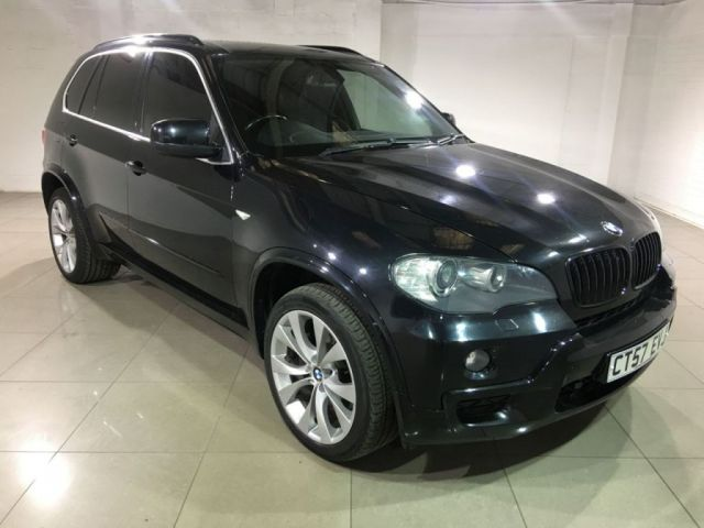 View our 2008 57 BMW X5 3.0 SD M SPORT 5d 282 BHP