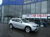 USED 2010 59 BMW X1 2.0 XDRIVE18D SE 5d 141 BHP £0 DEPOSIT, LOW RATE FINANCE ANYONE, DRIVE AWAY TODAY!!