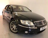2007 VOLKSWAGEN PHAETON 3.0 V6 TDI  5 SEATS 4d AUTO 221 BHP £4000.00