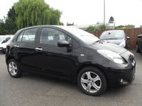 USED 2010 10 TOYOTA YARIS 1.4 TR D-4D 5d  LOW RATE NO DEPOSIT FINANCE, APPLY HERE NOW