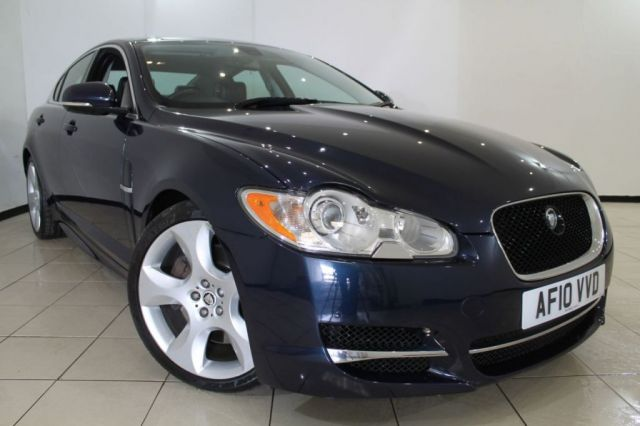 View our 2010 10 JAGUAR XF 3.0 V6 S PORTFOLIO 4DR AUTOMATIC 235 BHP