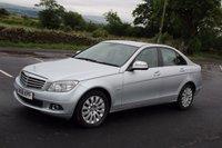 2008 MERCEDES-BENZ C CLASS 2.1 C220 CDI ELEGANCE 4d AUTO 168 BHP £4990.00