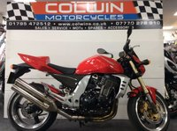 USED 2004 54 KAWASAKI Z1000 953cc Z1000-J2  ABSOLUTELY AS NEW CONDITION!!!