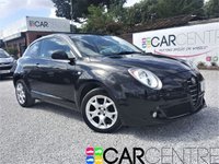 USED 2012 12 ALFA ROMEO MITO 1.4 TB MULTIAIR SPRINT 3d 105 BHP 1 OWNER FROM NEW + FSH