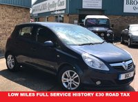 USED 2011 60 VAUXHALL CORSA 1.2 ENERGY CDTI ECOFLEX 5d 73 BHP Great little Corsa Diesel 1.3 Energywith low miles FSH  & Alloys