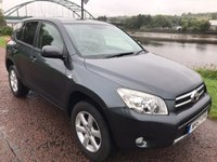 USED 2008 57 TOYOTA RAV4 2.2 XT-R D-4D 5d 135 BHP **FULL SERVICE HISTORY**UNWANTED PART EXCHANGE