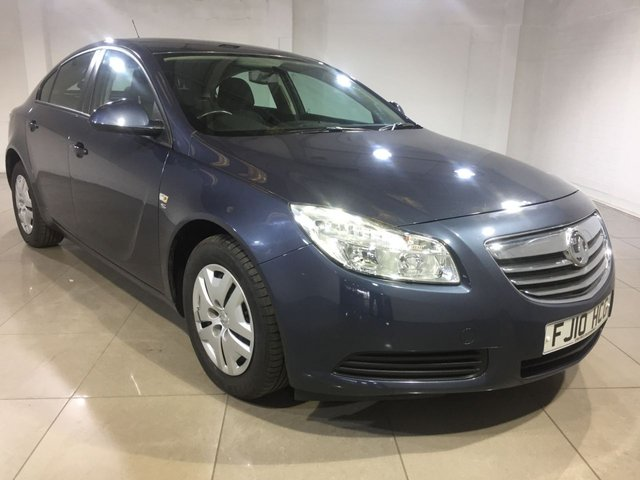 View our 2010 10 VAUXHALL INSIGNIA 2.0 S CDTI 5d 129 BHP