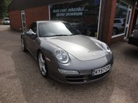USED 2007 57 PORSCHE 911 3.6 CARRERA 2 2 DOOR 325 BHP PRISTINE CONDITION IN EVERY WAY APPROVED CARS ARE PLEASED TO OFFER THIS  PORSCHE 911 3.6 CARRERA 2 2 DOOR 325 BHP IN PRISTINE CONDITION IN EVERY WAY THIS CAR HAS A FULL SERVICE HISTORY SERVICED AT 20K,40K,59K,72K,76K AND 83K ALL PORSCHE OR PORSCHE SPECIALISTS.A STUNNING SPORTS COUPE.