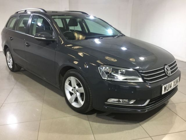 View our 2014 14 VOLKSWAGEN PASSAT 2.0 S TDI BLUEMOTION TECHNOLOGY DSG 5d AUTO 139 BHP
