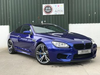 2014 BMW 6 SERIES 4.4 M6 2d AUTO 575 BHP COMPETITION PACKAGE  £SOLD