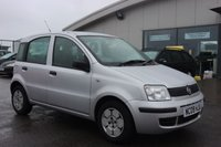 USED 2009 09 FIAT PANDA 1.1 ACTIVE ECO 5d 54 BHP 25% DEPOSIT NO CREDIT CHECKS FINANCE AVAILABLE