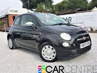 USED 2009 09 FIAT 500 1.2 POP 3d 69 BHP 1 OWNER FROM NEW