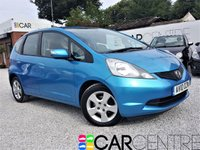 USED 2010 10 HONDA JAZZ 1.3 I-VTEC ES I-SHIFT 5d AUTO 98 BHP 1 PREVIOUS OWNER + FSH