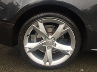 USED 2010 60 AUDI A5 2.0 TDI S LINE SPECIAL EDITION 2d 168 BHP
