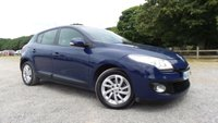USED 2012 62 RENAULT MEGANE 1.5 EXPRESSION PLUS DCI 5d 90 BHP