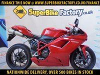 USED 2007 07 DUCATI 1098  GOOD & BAD CREDIT ACCEPTED, OVER 500+ BIKES