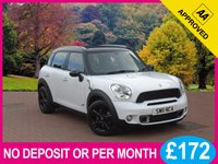 USED 2011 11 MINI COUNTRYMAN 1.6 COOPER S ALL4 CHILI 5dr 184 BHP PRICE CHECKED DAILY – WHY PAY MORE ??