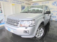 USED 2013 13 LAND ROVER FREELANDER 2.2 TD4 GS 5d 150 BHP