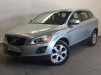 USED 2009 59 VOLVO XC60 2.4 D5 SE LUX PREMIUM AWD 5d AUTO 205 BHP SAT NAV LEATHER FSH NOW SOLD.